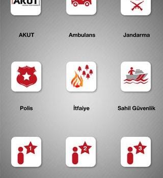 Vodafone AKUT Ekran Görüntüleri - 2
