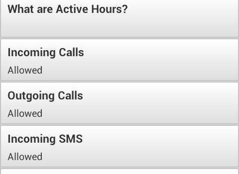 Vodafone Guardian Ekran Görüntüleri - 3