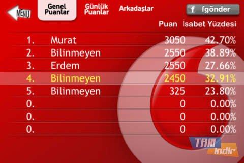 Vodafone iBasket Ekran Görüntüleri - 1