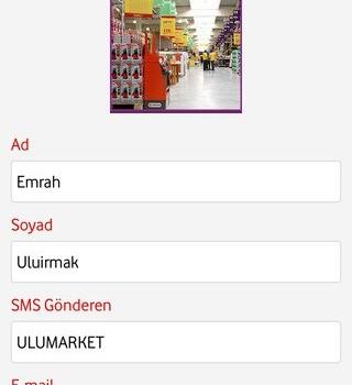 Vodafone Kolay Reklam Ekran Görüntüleri - 1
