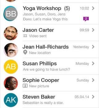 Vodafone Message+ Ekran Görüntüleri - 2