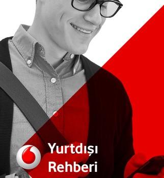 Vodafone Yurtdışı Rehberi Ekran Görüntüleri - 3