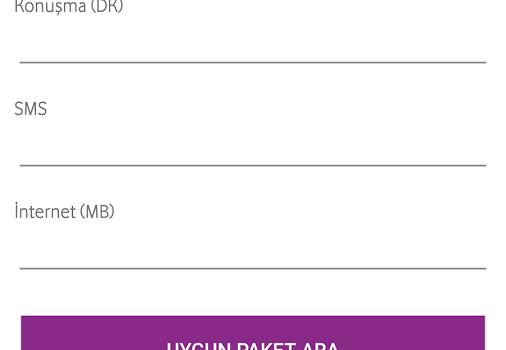 Vodafone Yurtdışı Rehberi Ekran Görüntüleri - 1