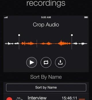Voice Recorder Free Ekran Görüntüleri - 2