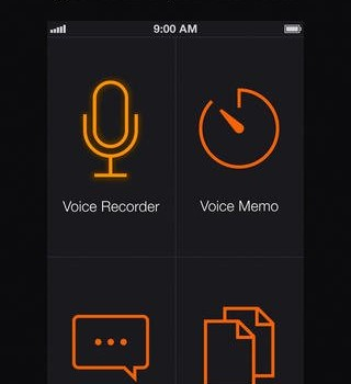 Voice Recorder Free Ekran Görüntüleri - 1