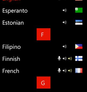 VoiceTranslator Ekran Görüntüleri - 2