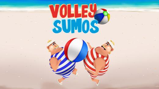 Volley Sumos Ekran Görüntüleri - 1
