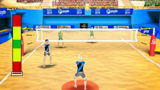 Volleyball Champions 3D 2014 Ekran Görüntüleri - 1