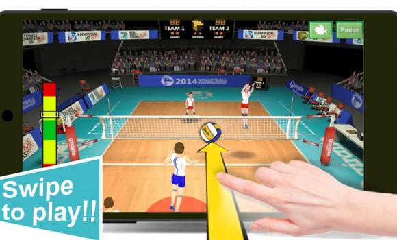 Volleyball Champions 3D 2014 Ekran Görüntüleri - 4
