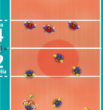 Volleyball Championship 2014 Ekran Görüntüleri - 1
