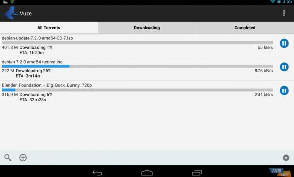 Vuze Torrent Downloader Ekran Görüntüleri - 2