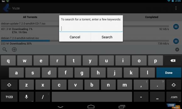 Vuze Torrent Downloader Ekran Görüntüleri - 1