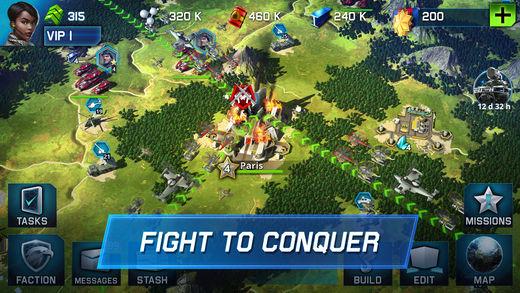 War Planet Online: Global Conquest Ekran Görüntüleri - 1