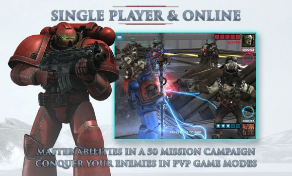 Warhammer 40,000: Regicide Ekran Görüntüleri - 3