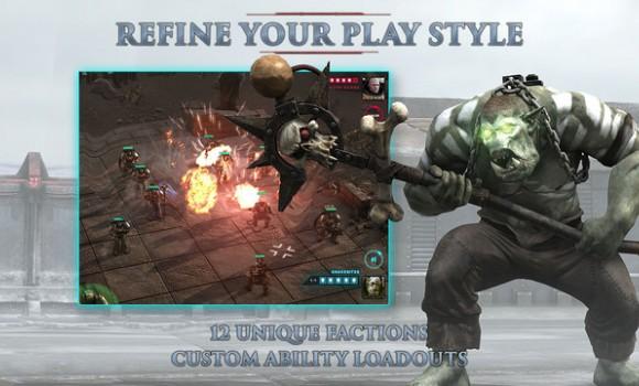 Warhammer 40,000: Regicide Ekran Görüntüleri - 2