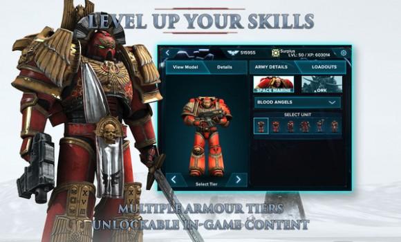 Warhammer 40,000: Regicide Ekran Görüntüleri - 1