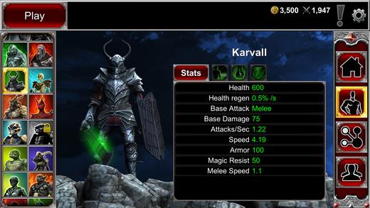 Warlord Strike Ekran Görüntüleri - 4