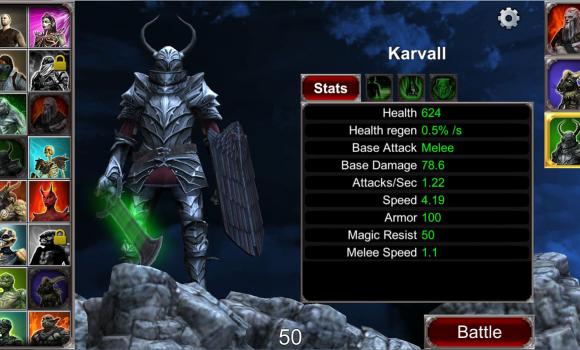Warlord Strike Ekran Görüntüleri - 2