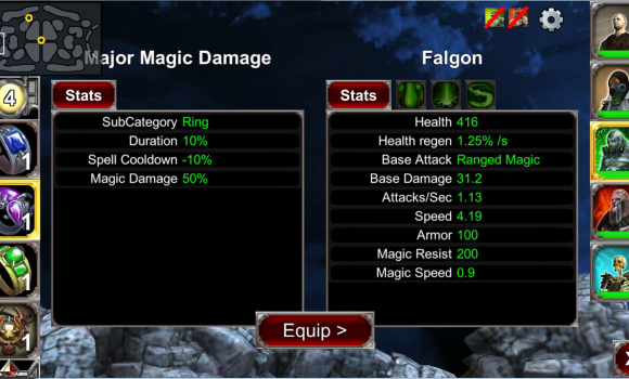 Warlord Strike Ekran Görüntüleri - 1