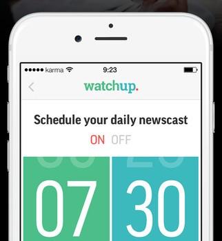 Watchup Ekran Görüntüleri - 1