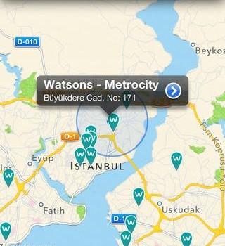 Watsons Ekran Görüntüleri - 1