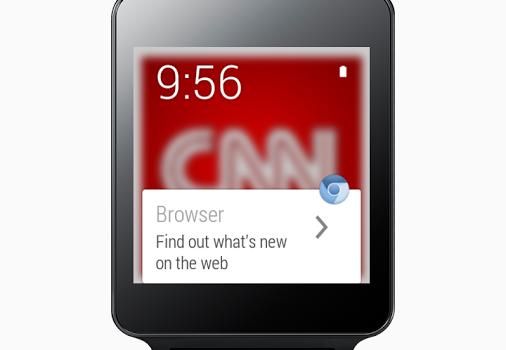 Wear Internet Browser Ekran Görüntüleri - 1