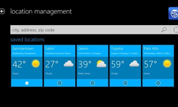 WeatherBug Ekran Görüntüleri - 6