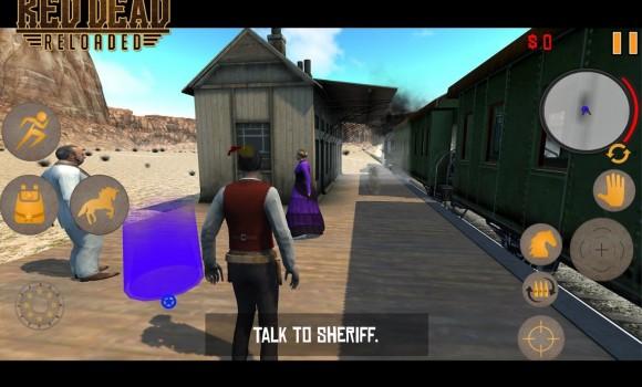 Western Dead Red Reloaded Ekran Görüntüleri - 2