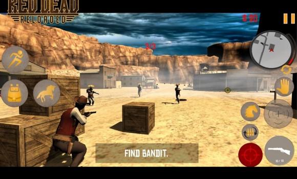 Western Dead Red Reloaded Ekran Görüntüleri - 1