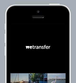 WeTransfer Ekran Görüntüleri - 3