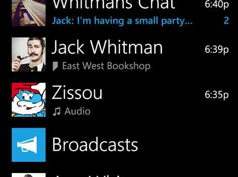 WhatsApp Messenger Ekran Görüntüleri - 4
