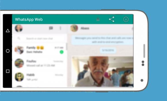 WhatsWeb For Whatscan Ekran Görüntüleri - 3