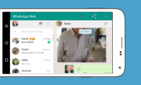 WhatsWeb For Whatscan Ekran Görüntüleri - 4