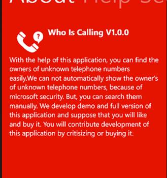 WHO IS CALLING? Ekran Görüntüleri - 2
