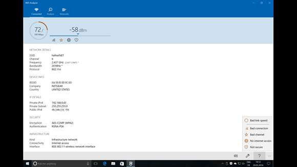 Wifi Analyzer Ekran Görüntüleri - 4
