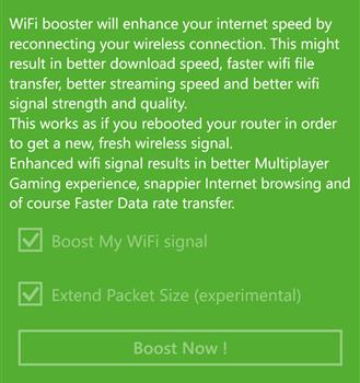 WiFi Booster Pro Ekran Görüntüleri - 2