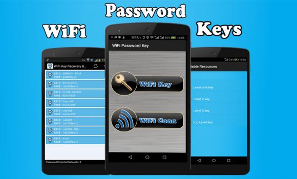 WiFi Keys Ekran Görüntüleri - 3