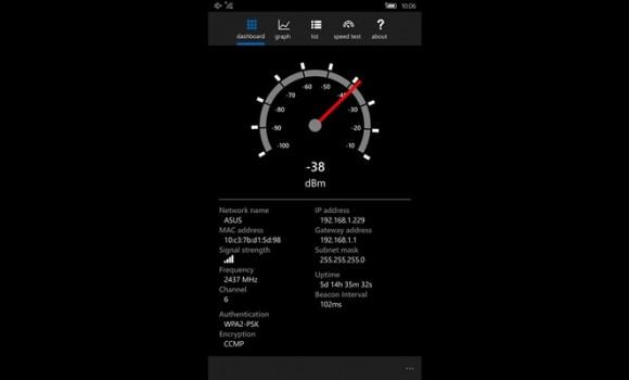 WiFi Monitor Ekran Görüntüleri - 5