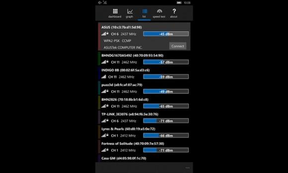 WiFi Monitor Ekran Görüntüleri - 4