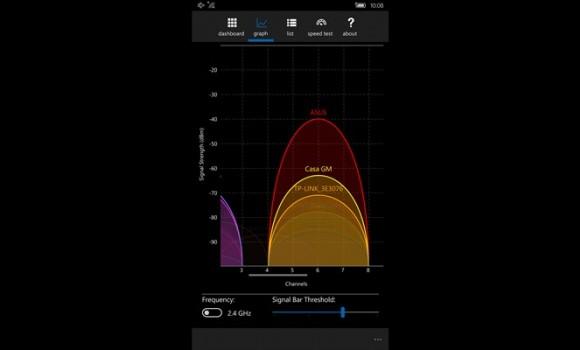 WiFi Monitor Ekran Görüntüleri - 1