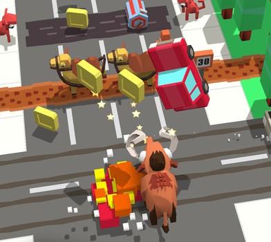 Wild City Rush Ekran Görüntüleri - 3