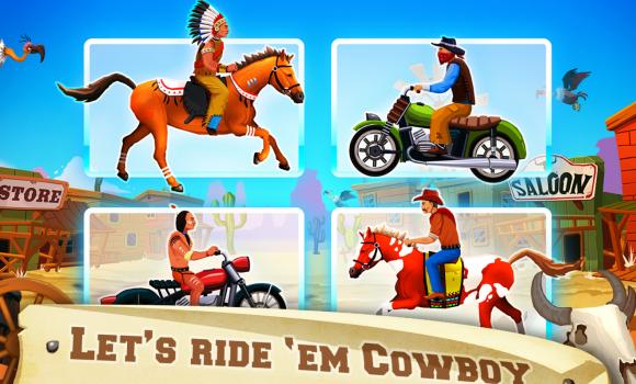 Wild West Race Ekran Görüntüleri - 5