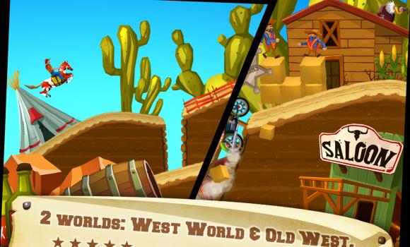 Wild West Race Ekran Görüntüleri - 2
