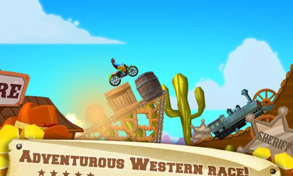 Wild West Race Ekran Görüntüleri - 1