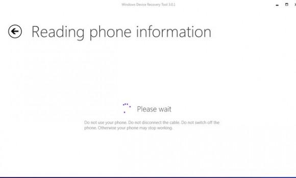 Windows Device Recovery Tool Ekran Görüntüleri - 3