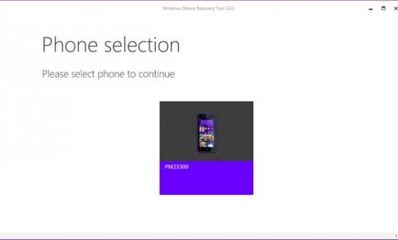 Windows Device Recovery Tool Ekran Görüntüleri - 5