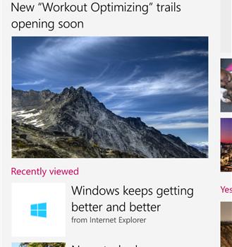 Windows Reading List Ekran Görüntüleri - 3