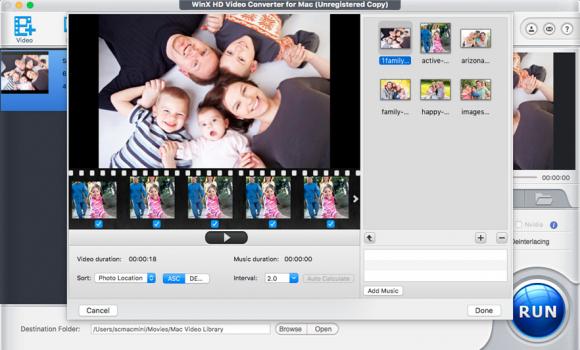 WinX HD Video Converter Deluxe Ekran Görüntüleri - 3