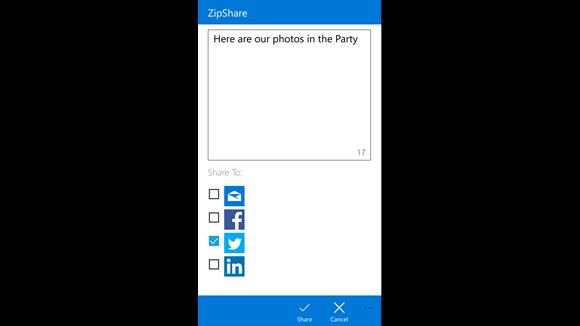 WinZip Ekran Görüntüleri - 1