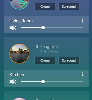 Wireless Audio - Multiroom Ekran Görüntüleri - 3